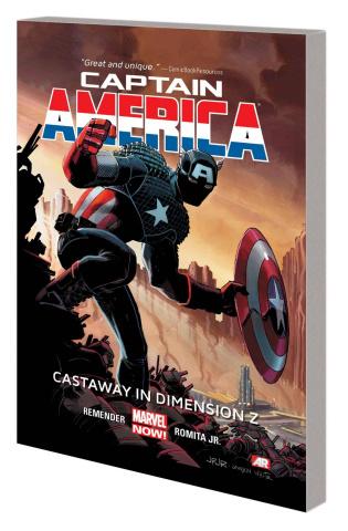 Captain America Vol. 1: Castaway in Dimension Z, Book 1