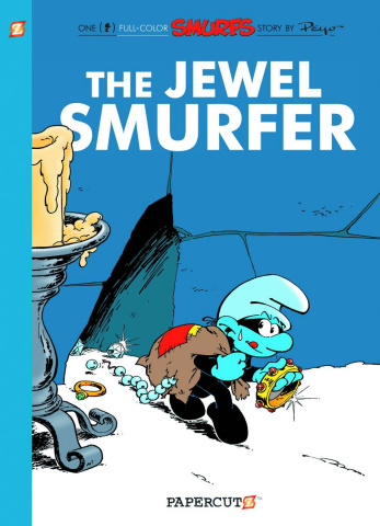 The Smurfs Vol. 19: The Jewel Smurfer