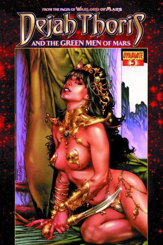 Dejah Thoris & The Green Men of Mars #5