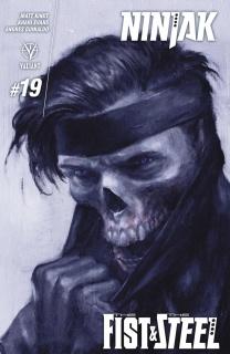 Ninjak #19 (Choi Cover)