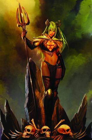 Grimm Universe #3 (Sejic Cover)