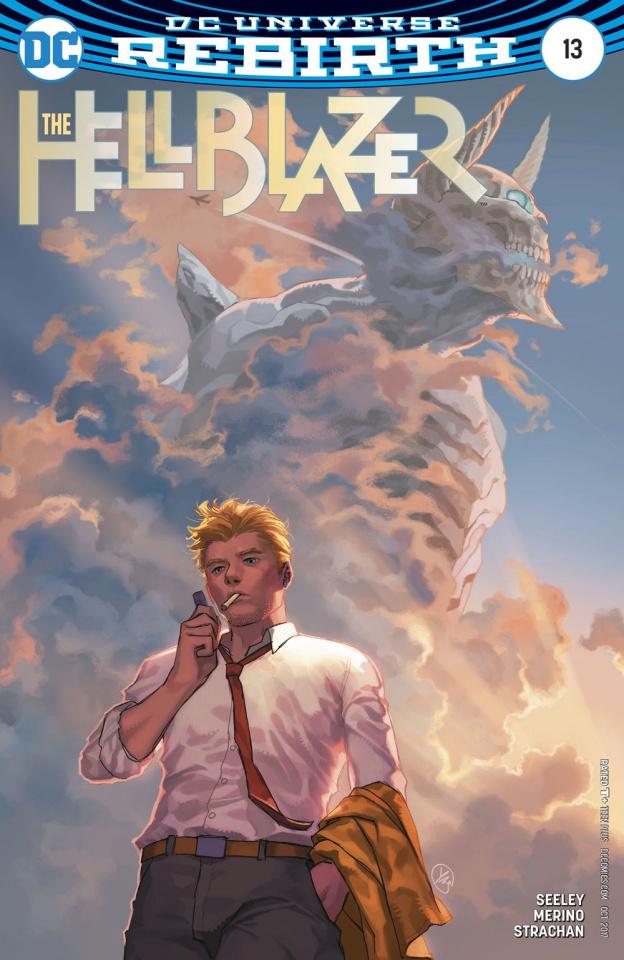 Hellblazer #13 (Variant Cover)