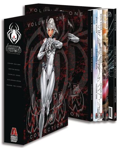 White Widow Vol. 1 (Slipcase Edition)