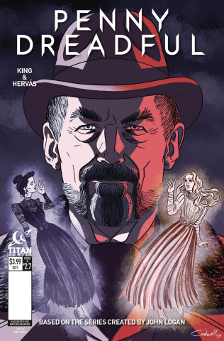 Penny Dreadful #7 (Cadwell Cover)