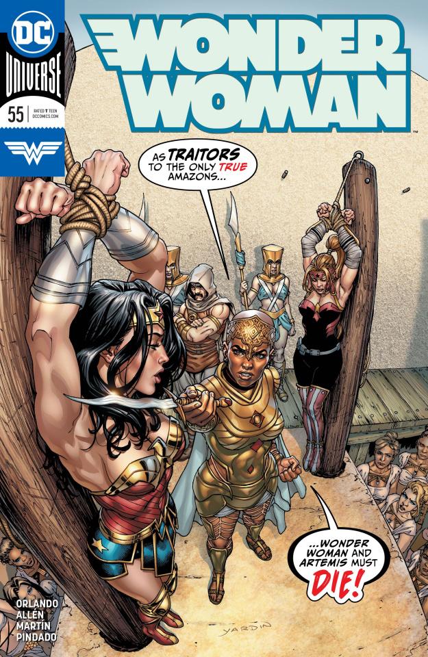 Wonder Woman #55