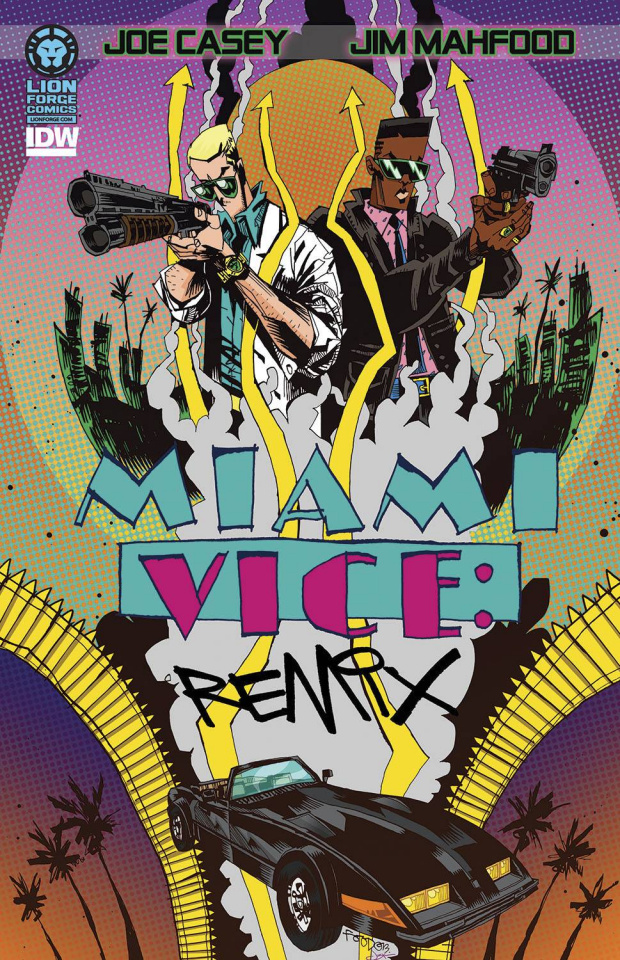 Miami Vice: Remix #1