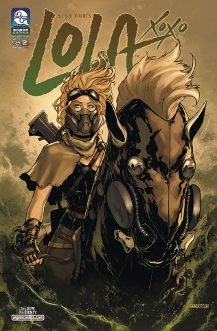Lola XOXO #2 (Gunderson Cover)