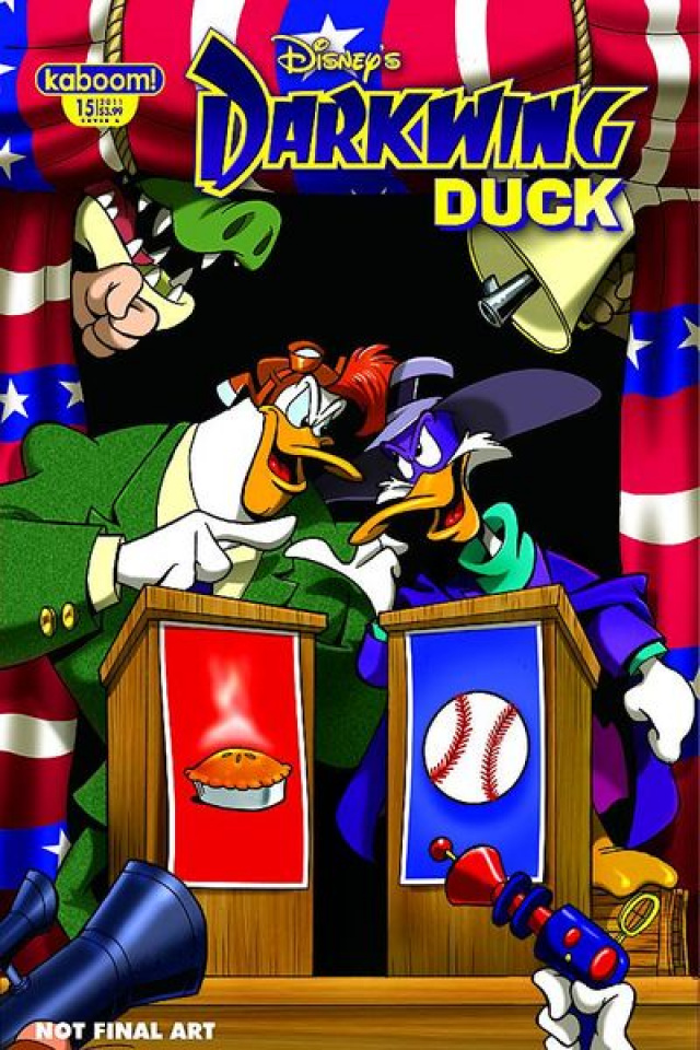 Darkwing Duck #15