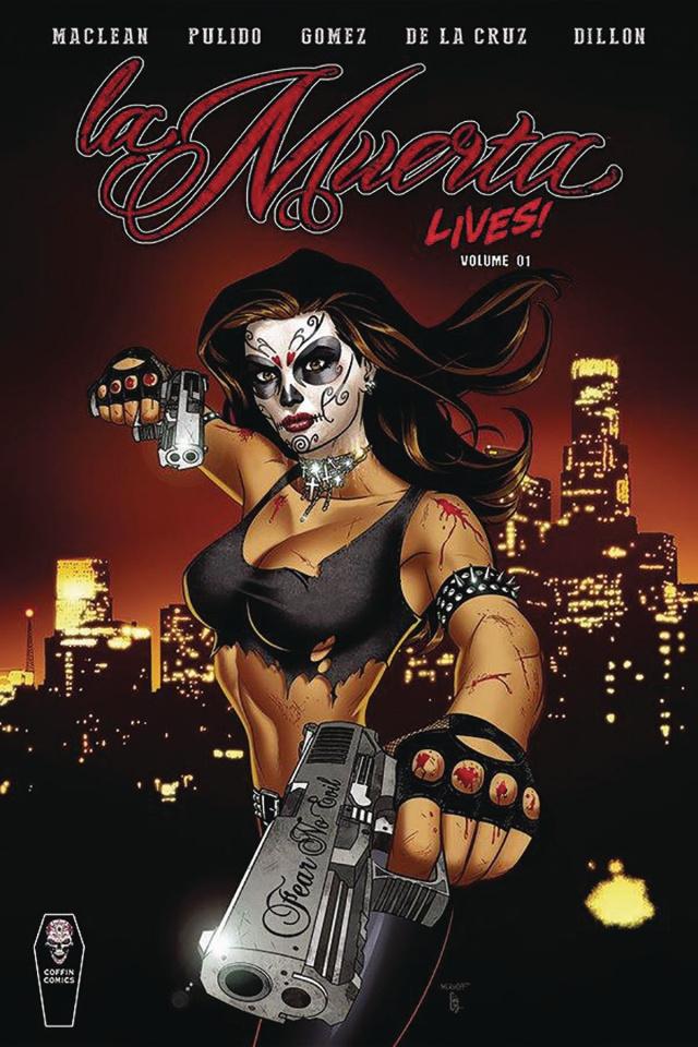 La Muerta Lives! Vol. 1