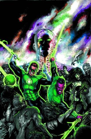 Green Lantern: The Wrath of the First Lantern