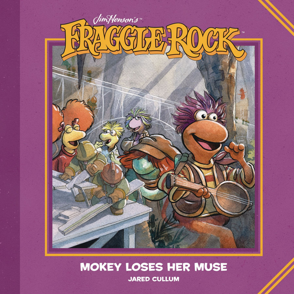 Fraggle Rock: Mokey Loses Her Muse