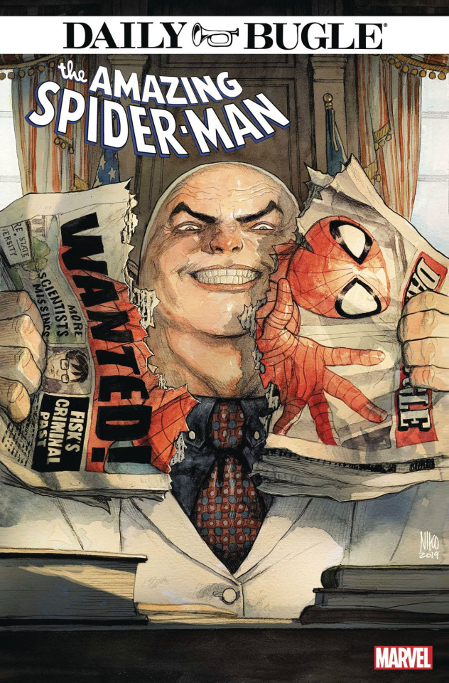 The Amazing Spider-Man: Daily Bugle #3