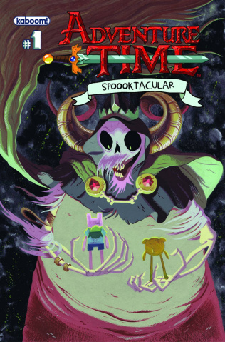 Adventure Time #1: 2013 Spoooktacular