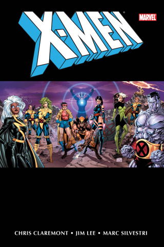 X-Men by Chris Claremont & Jim Lee Vol. 1 (Omnibus)