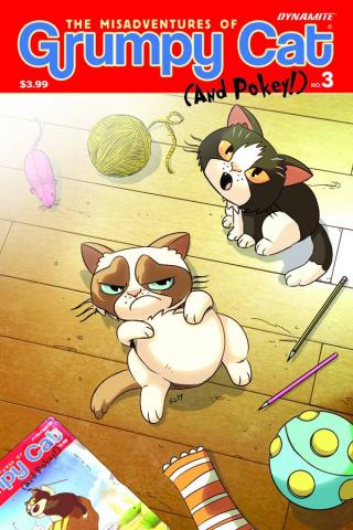 Grumpy Cat #3 (Uy Cover)
