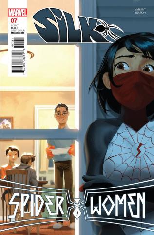 Silk #7 (Chen Cover)