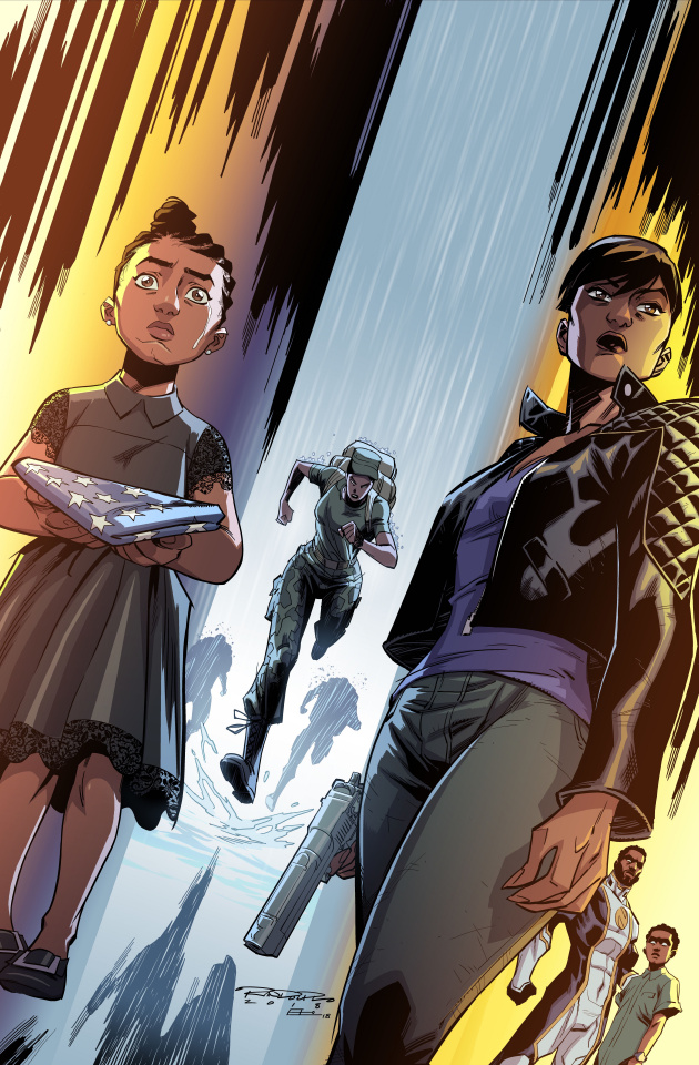 Catalyst Prime: Noble #16