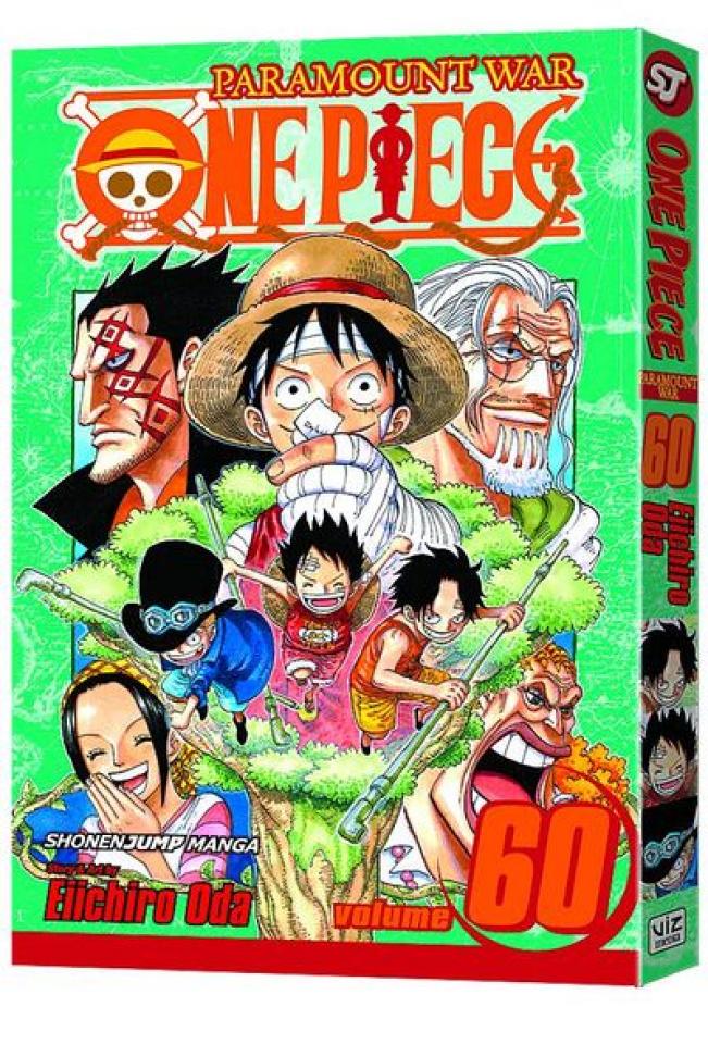 One Piece Vol. 60