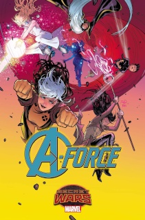 A-Force #1 (Dauterman Cover)