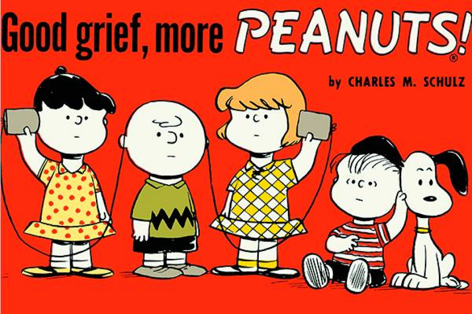 Good Grief, More Peanuts! Vol. 3: 1952-1956