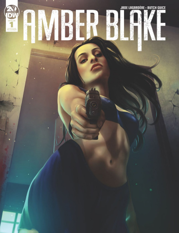 Amber Blake #1 (10 Copy Nodet Cover)