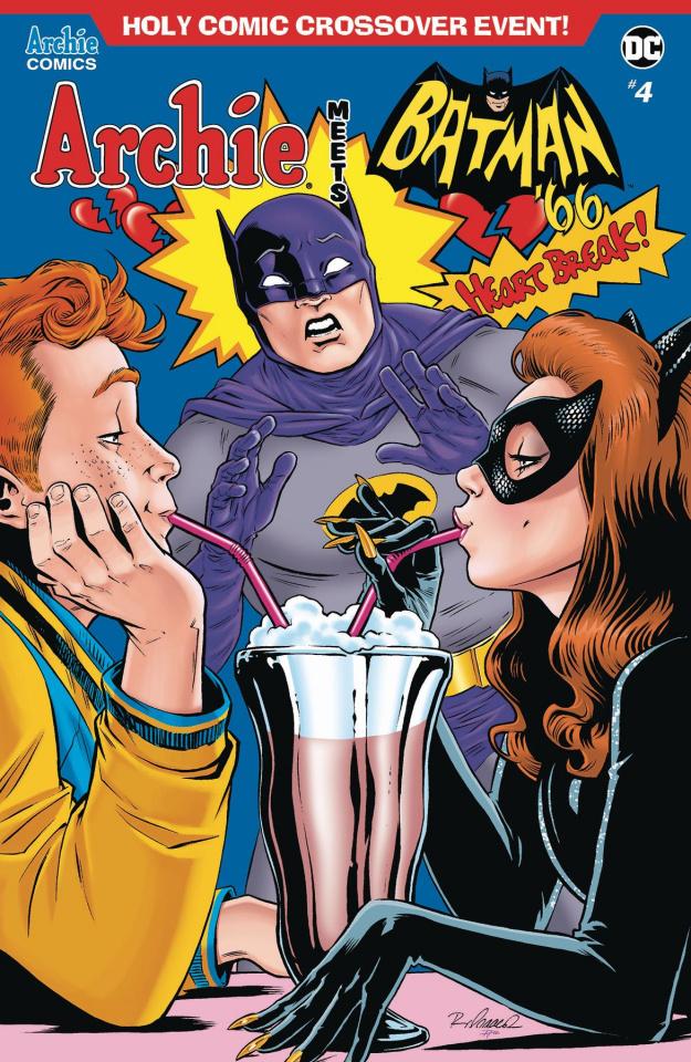 Archie Meets Batman '66 #4 (Isaacs Cover)