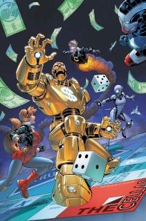 U.S.Avengers #3