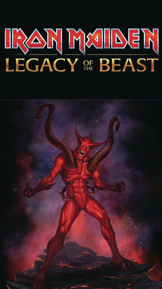 Iron Maiden: Legacy of the Beast #4 (Cover C)