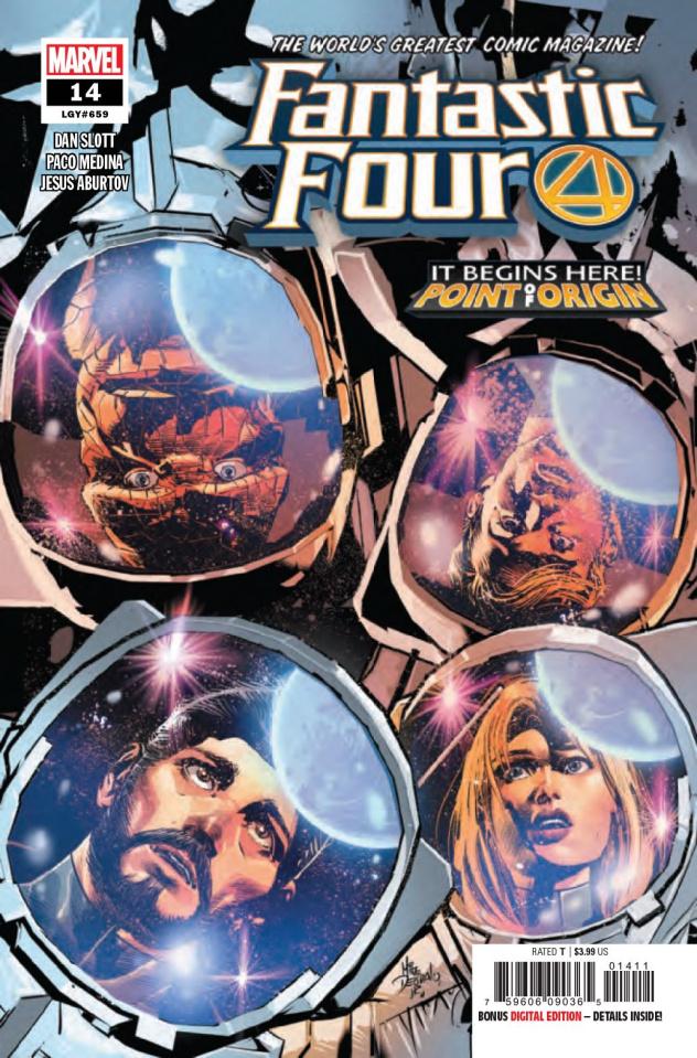 Fantastic Four #14