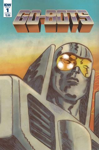 Go-Bots #1 (Scioli Cover)