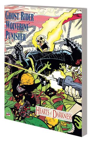 Ghost Rider / Wolverine / Punisher: Hearts of Darkness