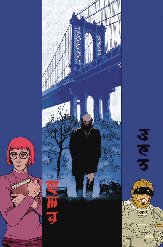 Resident Alien #3: Alien in New York