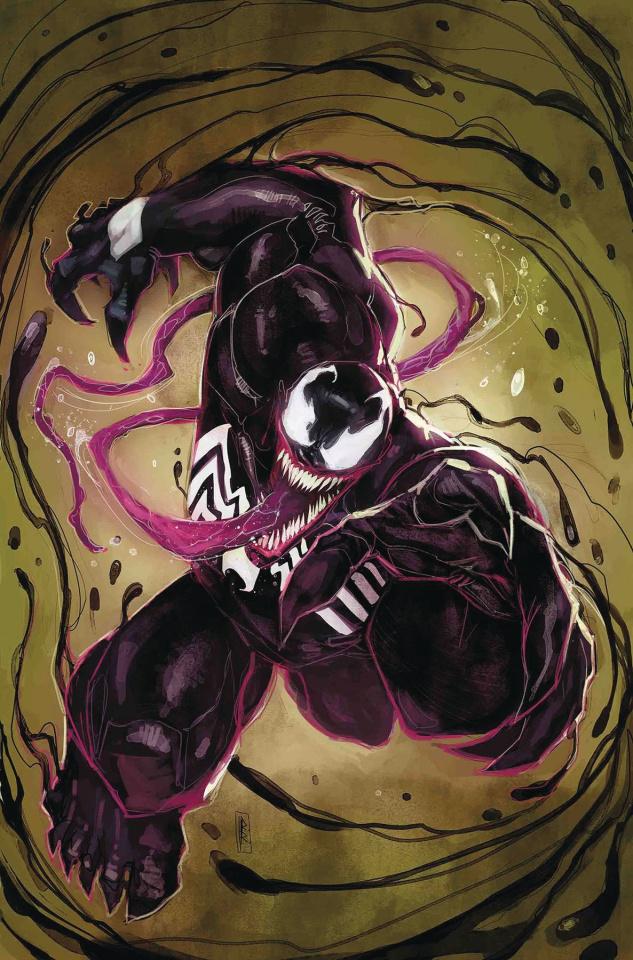 Venom: First Host #2 (Reis Cover)