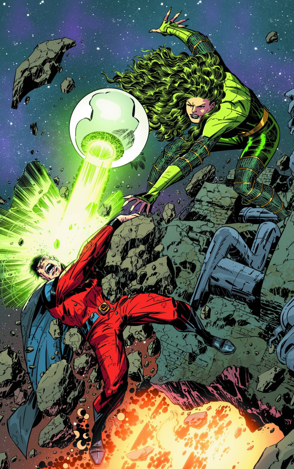 The Legion of Super Heroes #19
