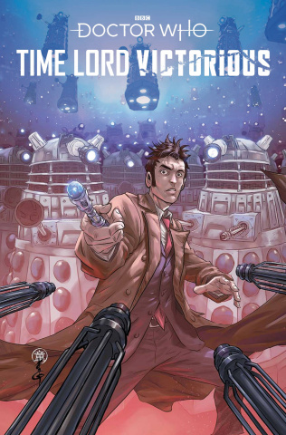 Doctor Who: Time Lord Victorious #1 (Quah Cover)