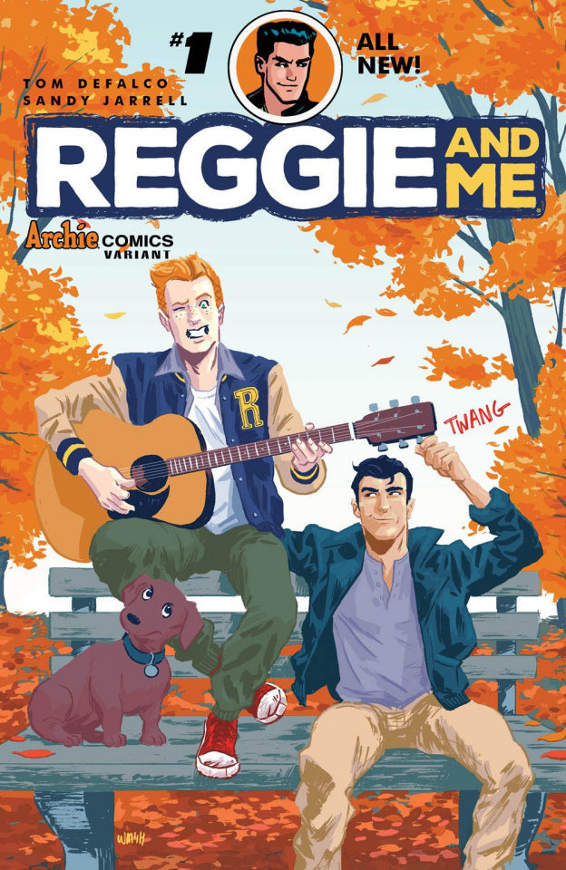 Reggie and Me #1 (Michael Walsh Cover)