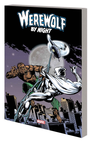 Werewolf by Night Vol. 3 (Complete Collection)