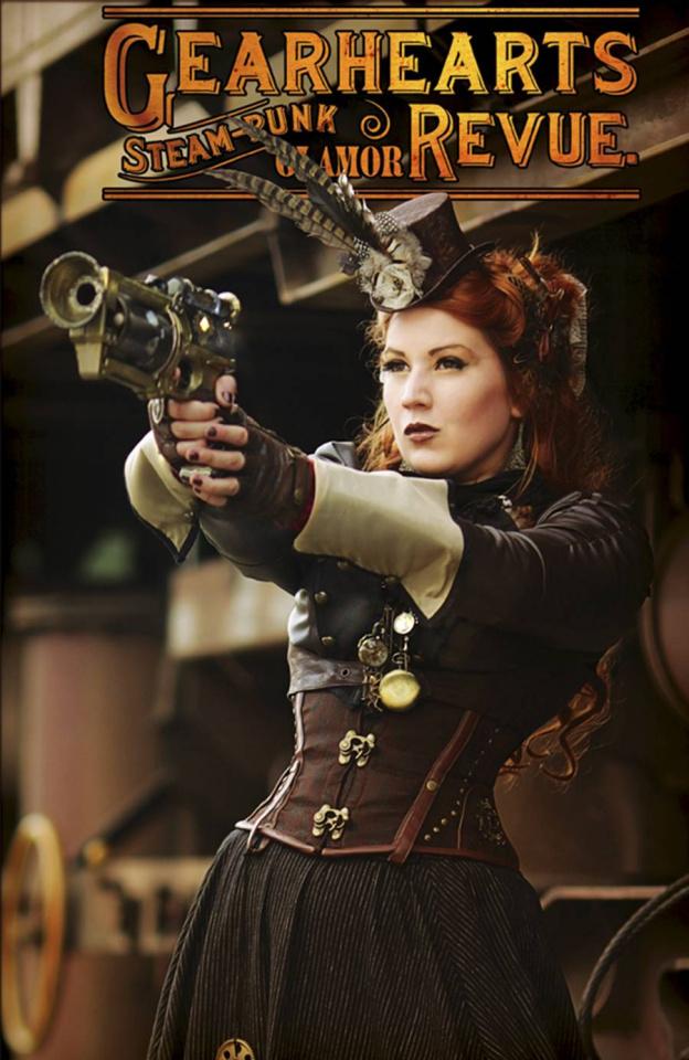 Gearhearts: Steampunk Glamor Revue #1