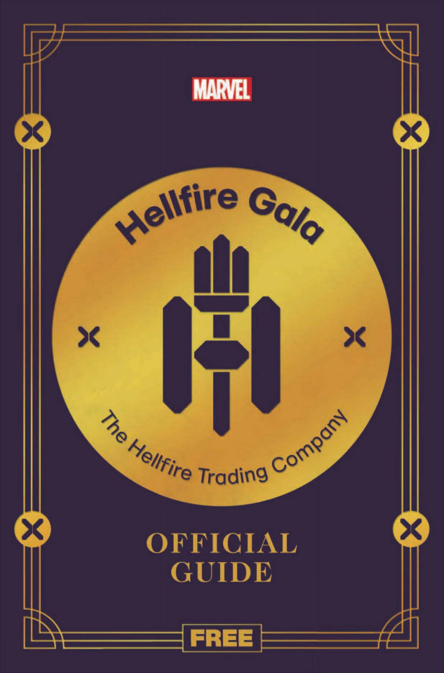 The Hellfire Gala: The Official Guide