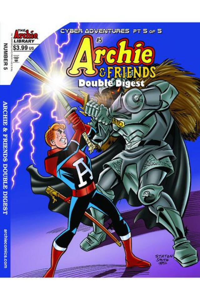 Archie & Friends Double Digest #5