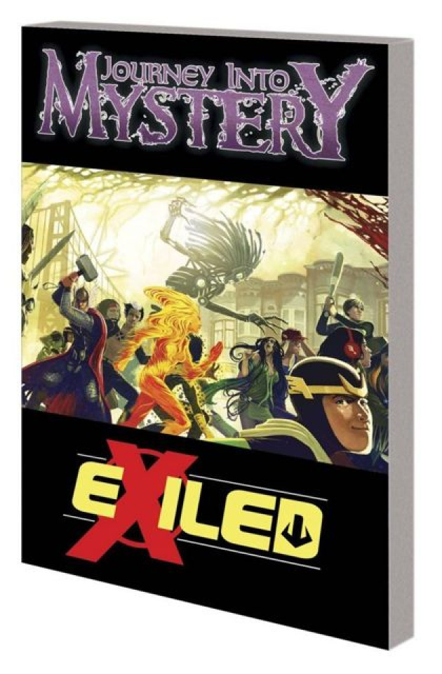 Journey Into Mystery / New Mutants: Exiled