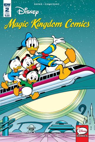 Magic Kingdom Comics #2