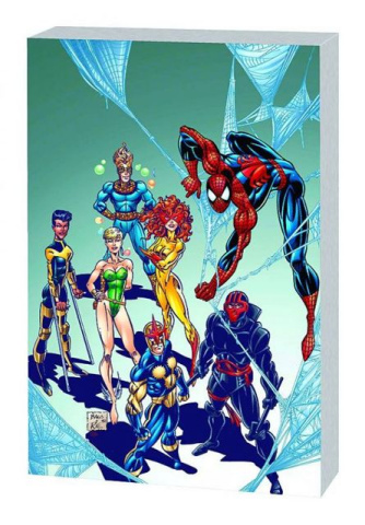 Spider-Man and the New Warriors: Hero Killers