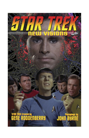 Star Trek: New Visions Vol. 4
