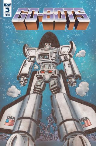 Go-Bots #3 (Scioli Cover)