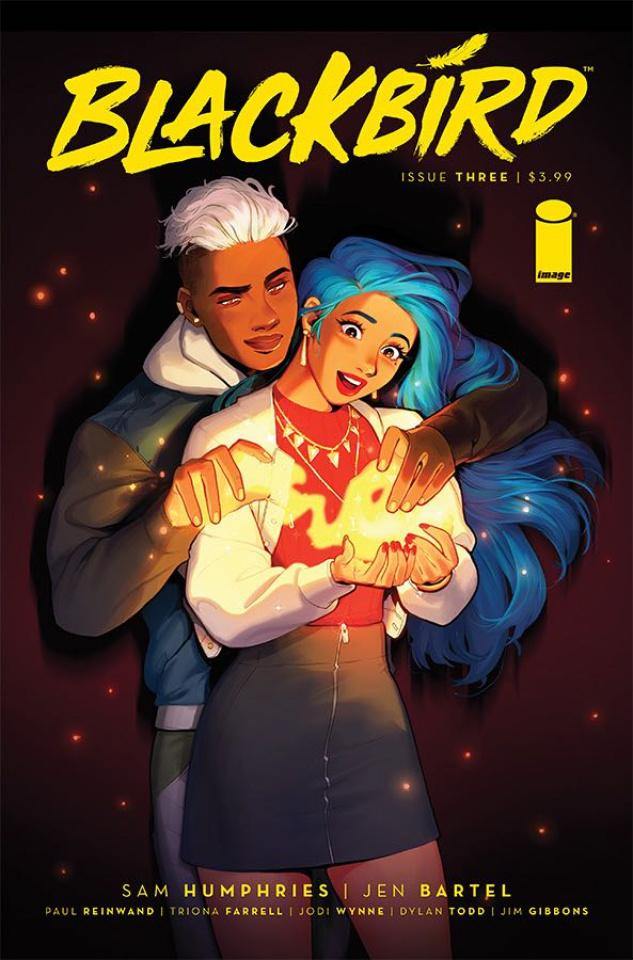 Blackbird #3 (Hero Initiative Cover)