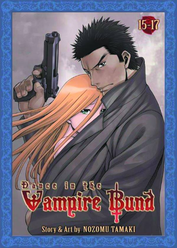 Dance in the Vampire Bund Vol. 6 (Omnibus)