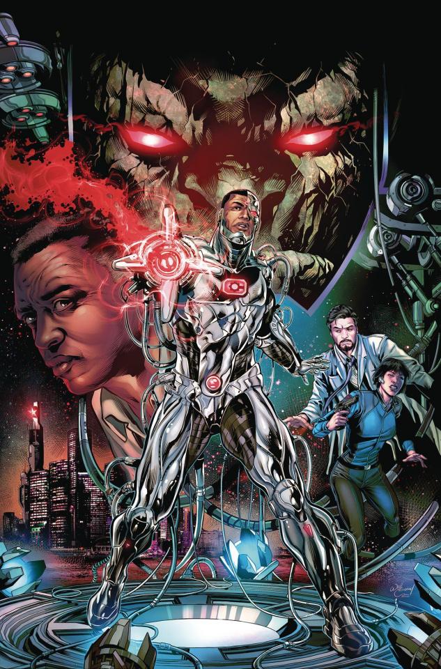 Cyborg #1