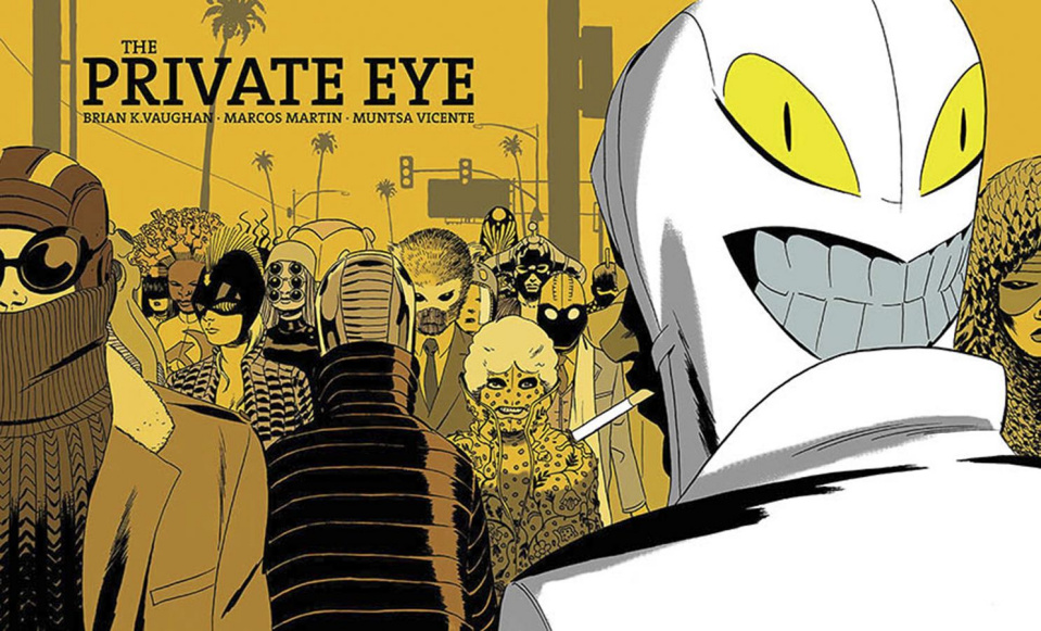 The Private Eye (Deluxe Edition)