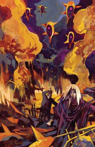 Origins #4 (10 Copy Rebelka Cover)